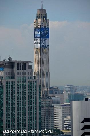 какой отель выбрать в бангкоке