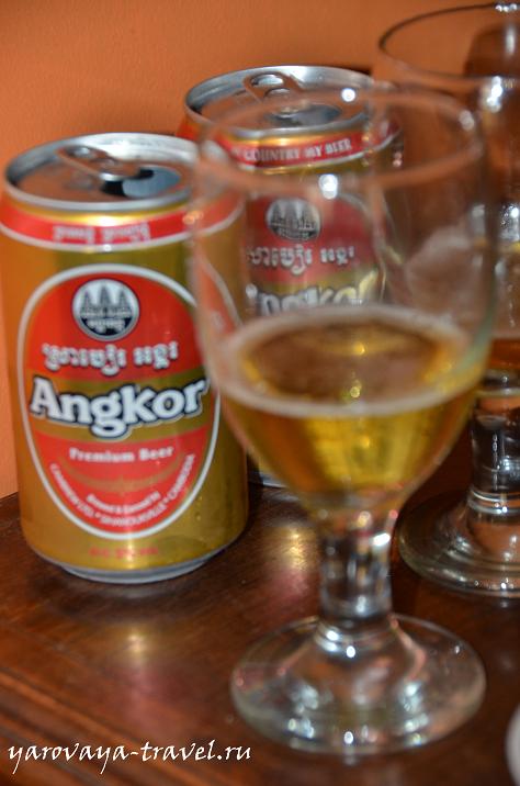 Пиво Ангкор