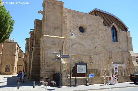 Бедестан (Церковь Святого Николая)