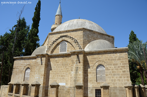 мечеть Араб Ахмет Паши