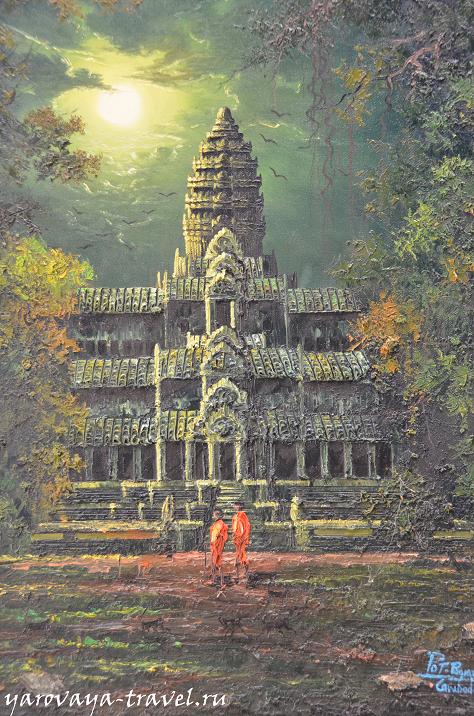что купить в камбодже?