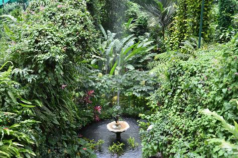 Сад бабочек в Куала-Лумпур