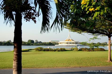 парк в Бангкоке