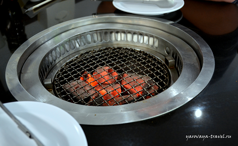 Бангкок рестораны шведский стол