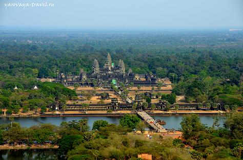 ангкор ват где находится