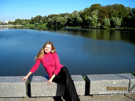 парк царицыно в москве фото