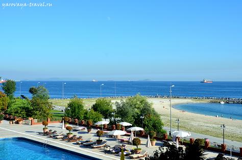 лучшие отели в Стамбуле