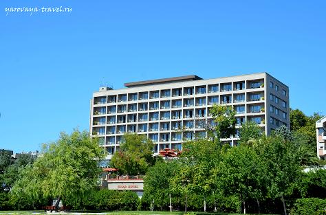 Отель в Стамбуле отзывы