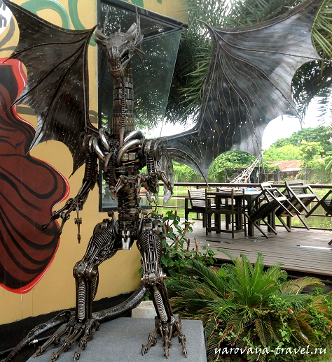 что посмотреть в бангкоке