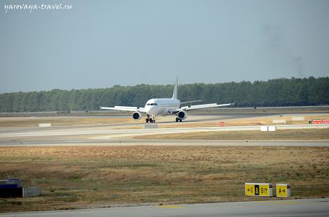 рейсы аэропорт анталия