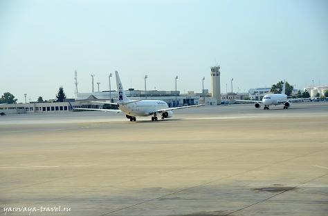 аэропорт анталия фото