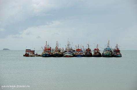 остров Самет в Сиамском заливе