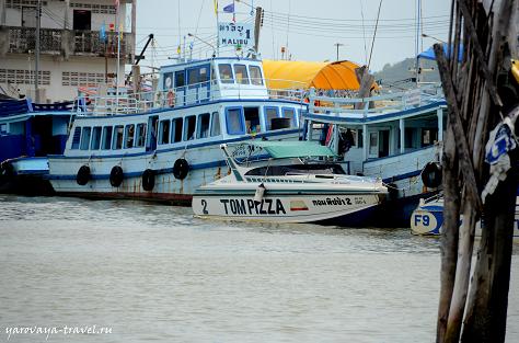 таиланд остров самет
