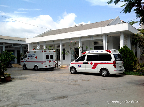 Медицина во Вьетнаме