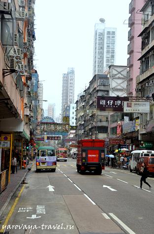 автобусный тур по Гонконгу