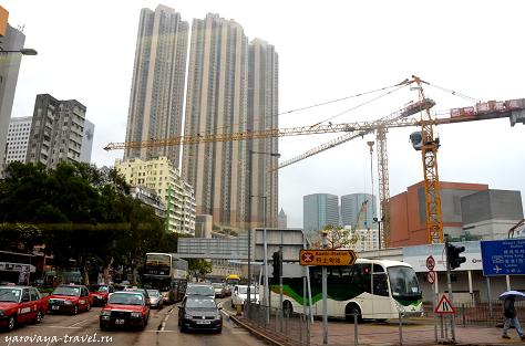 что увидеть в Гонконге