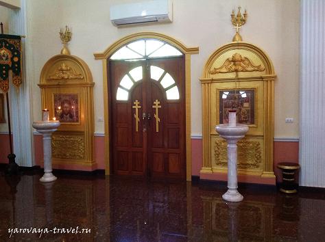 русский храм в таиланде