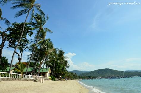 остров самуи тайланд отели