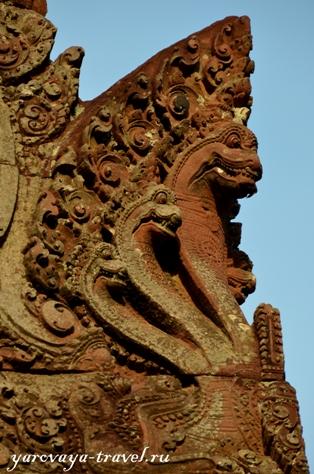 ангкор ват древние храмы