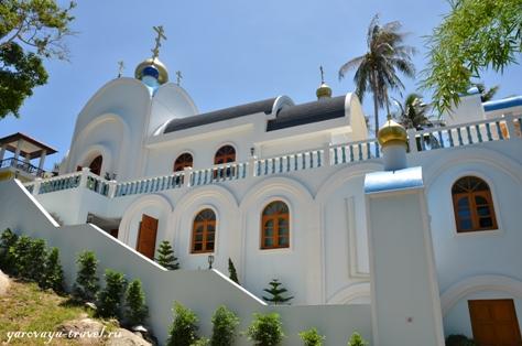 храмы на Самуи