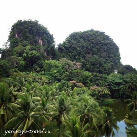 лучшие отели краби тайланд