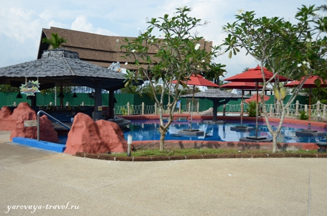 отель с аквапарком на пхукете