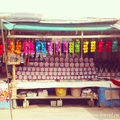рыбный рынок равай