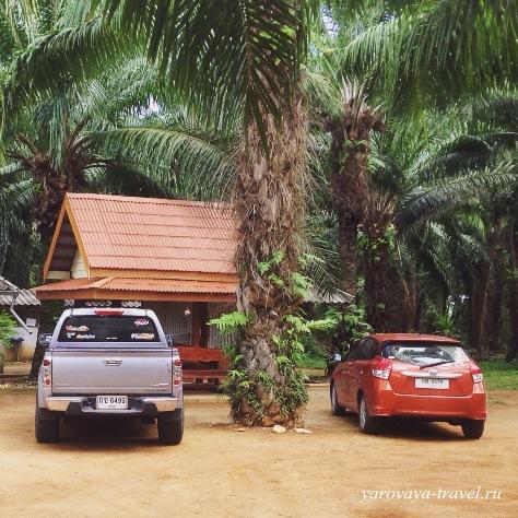 таиланд провинция краби