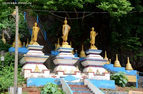 храм пещера тигра