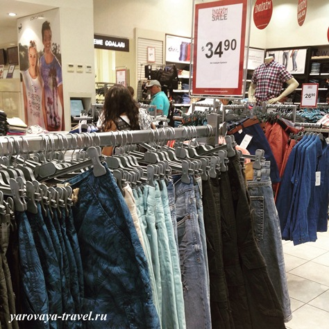 анталия шоппинг отзывы