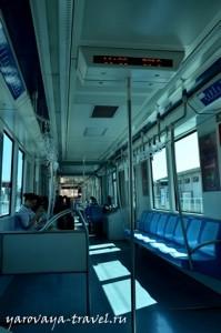 городской транспорт анталии