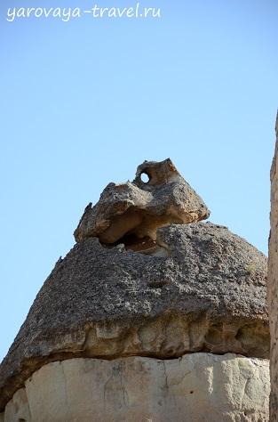 каппадокия пашабаг