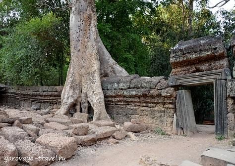 ангкор Ват самостоятельно