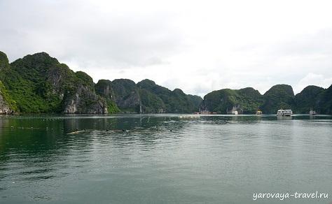 вьетнам халонг