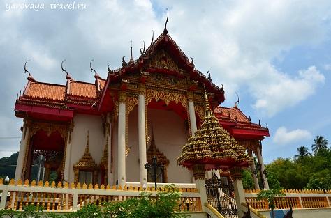 Wat Suwan Khiri Wong.