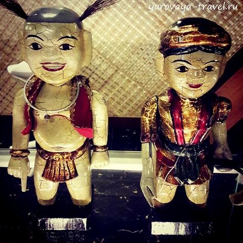 театр кукол на воде нячанг