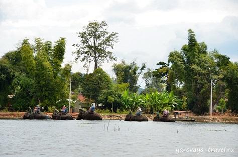 Вьетнам. Провинция Даклак.