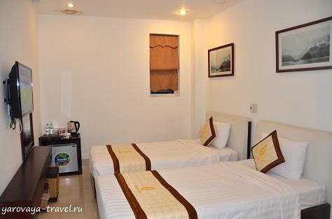 вьетнам дананг отели