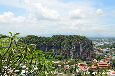 вьетнам дананг мраморные горы