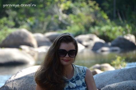 нячанг водопад Бахо