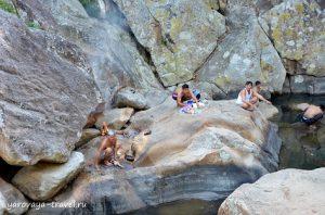 водопады бахо