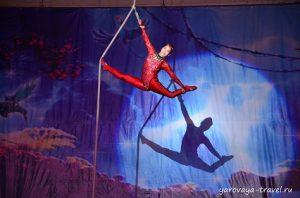 цирк в Нячанге
