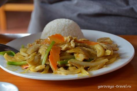 сапа вьетнам еда и ресторан