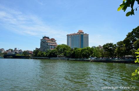 ханой вьетнам достопримечательности
