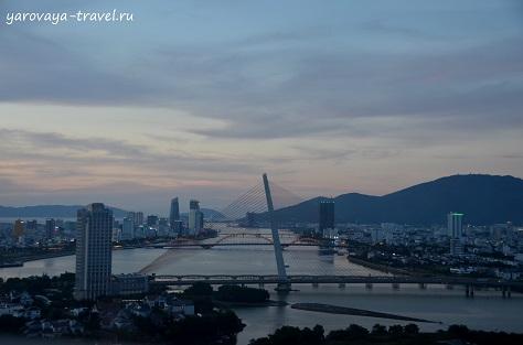 дананг мост дракона
