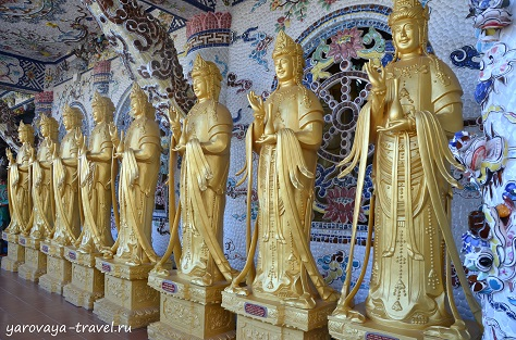 храм линь фуок