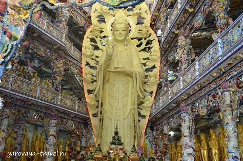 Пагода Линь Фуок. Далат.