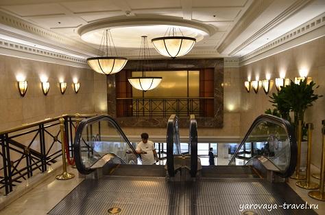хороший отель в центре сеула