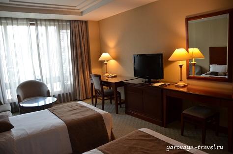 отель кореана сеул