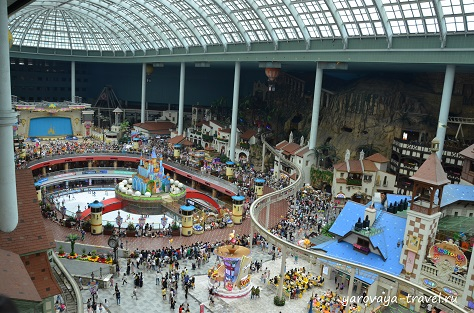 Lotte World в Сеуле